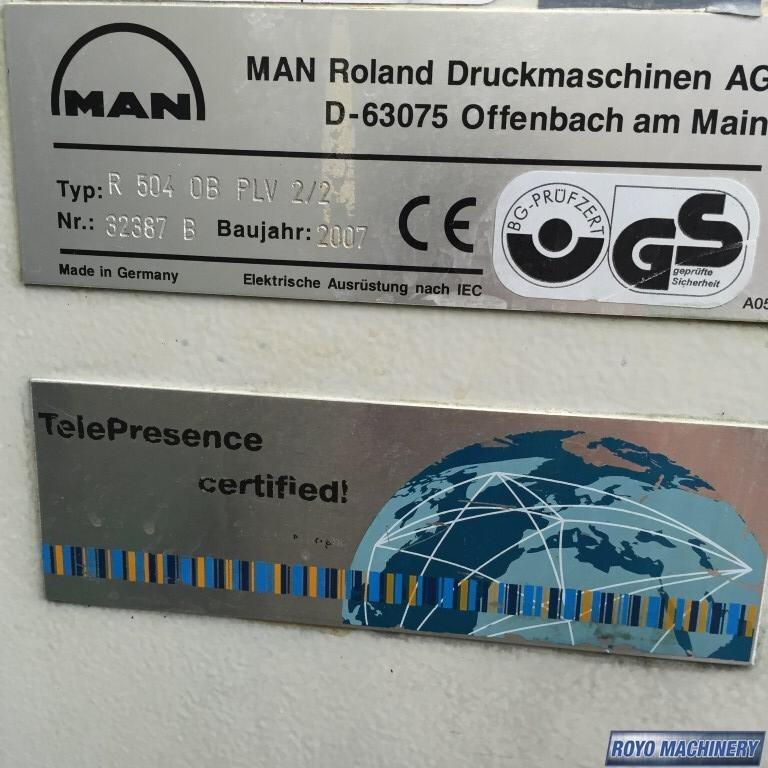 Roland R504