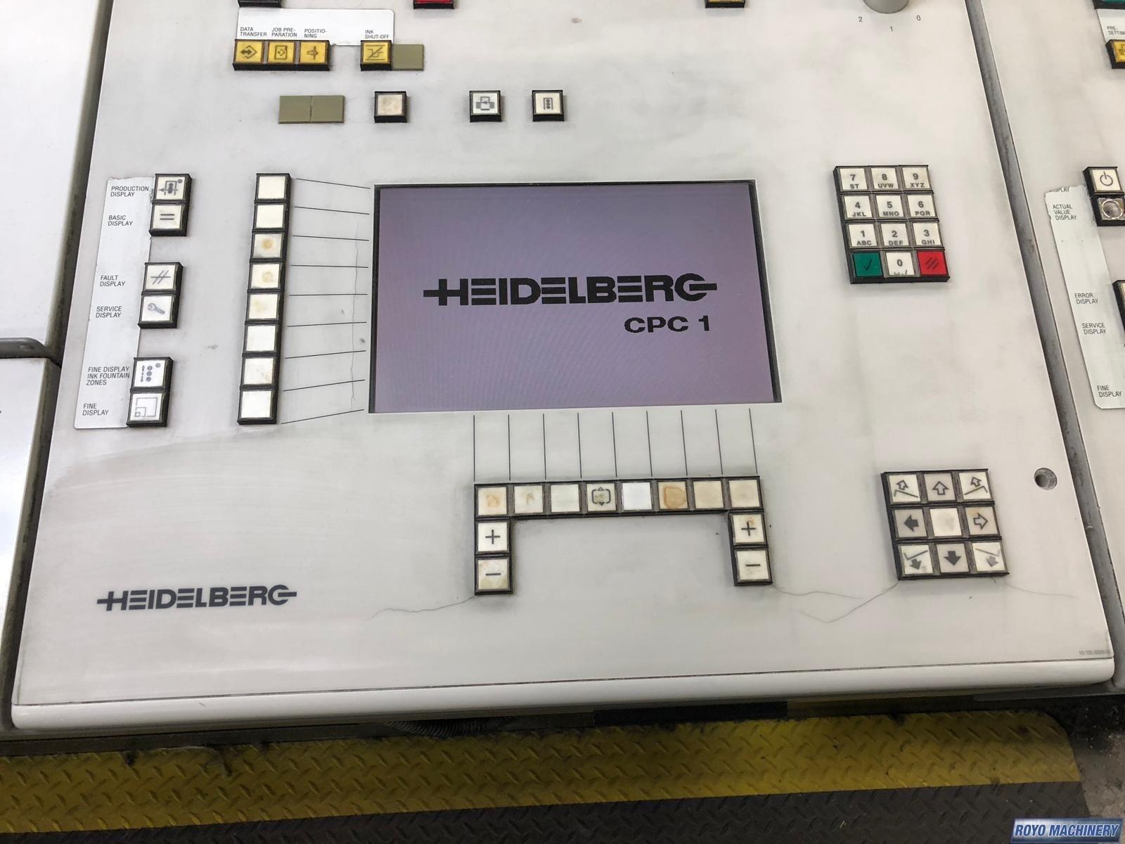 Heidelberg Speedmaster SM 52-4