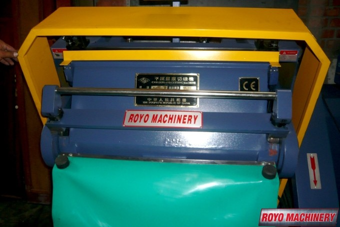 Royo Machinery ML1100