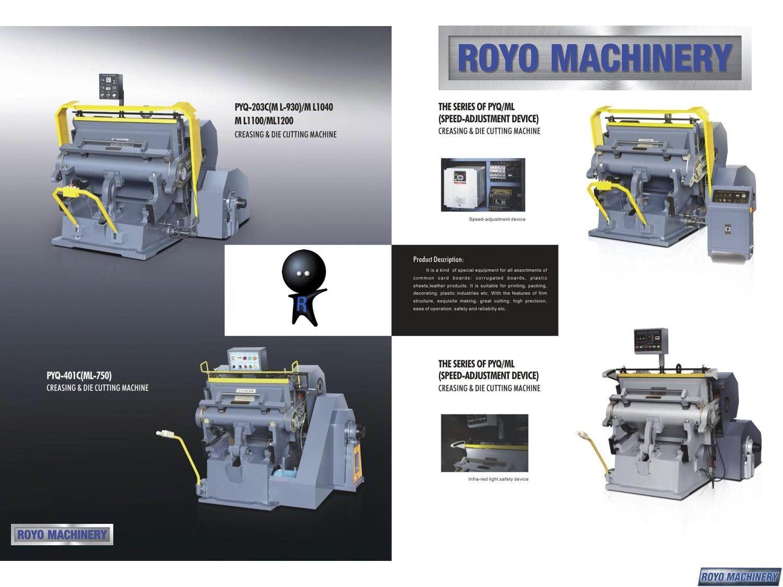 Royo Machinery ML930