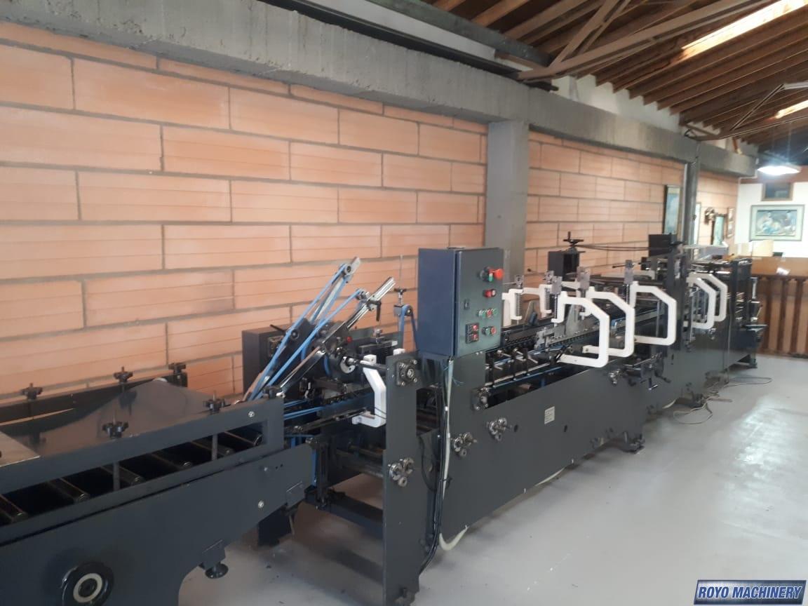 Royo Machinery KGD-650