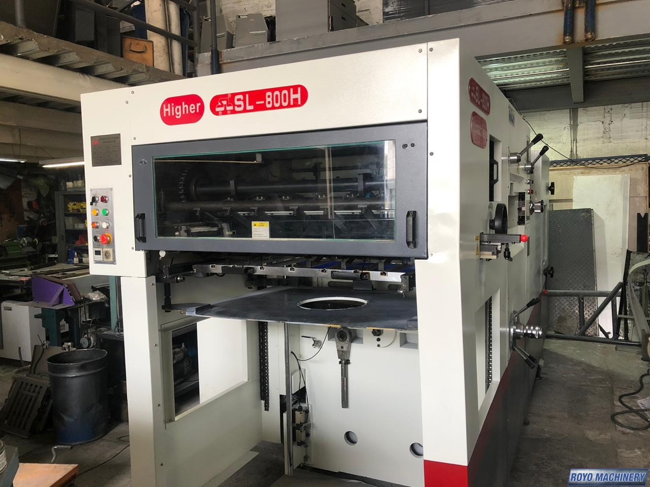 Royo Machinery RDC-800H