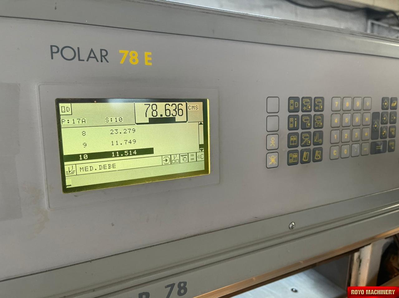 Polar 78 E