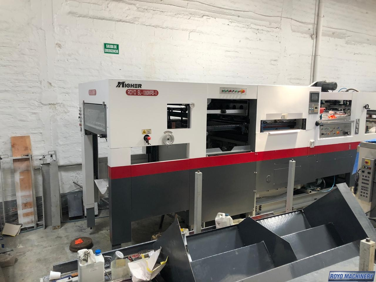 Royo Machinery RDC-1060MPB II
