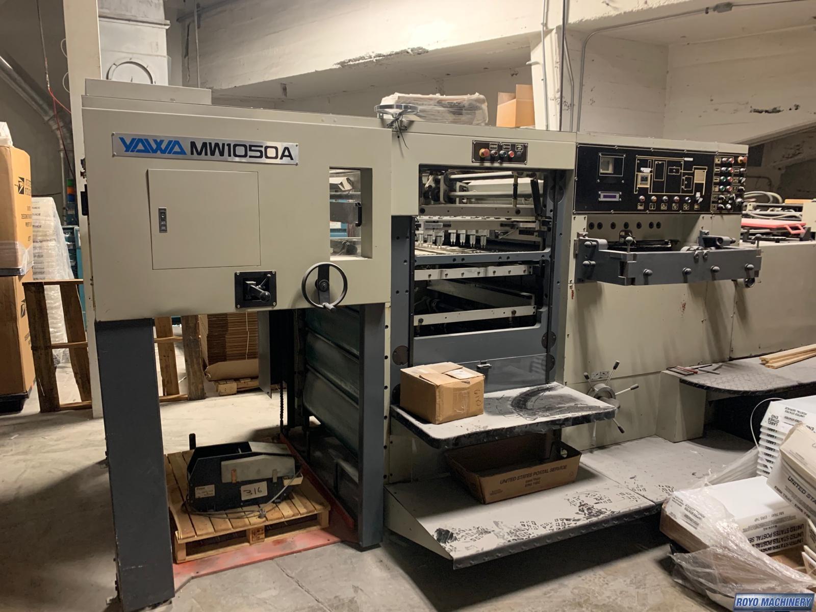 YAWA MW 1050A