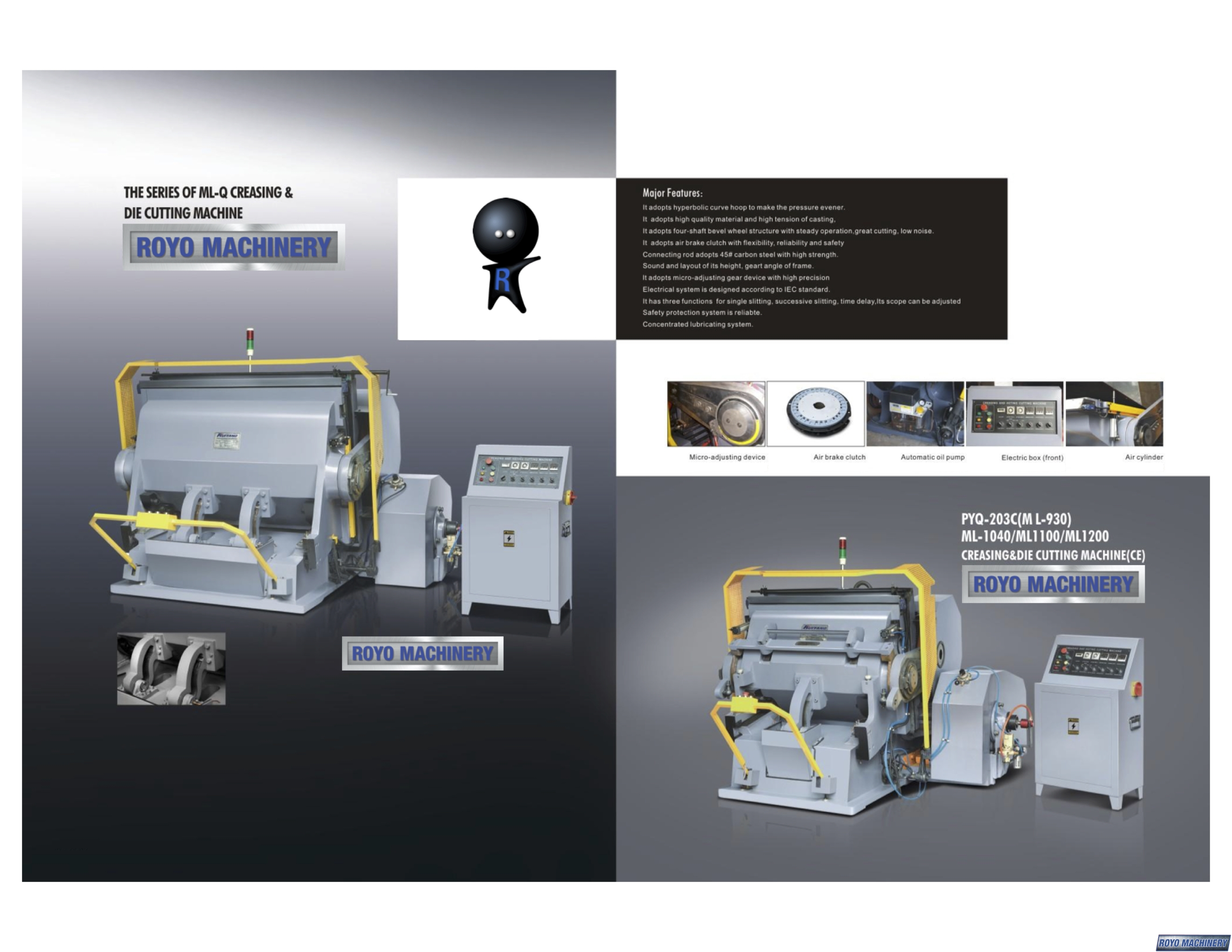 Royo Machinery ML1300