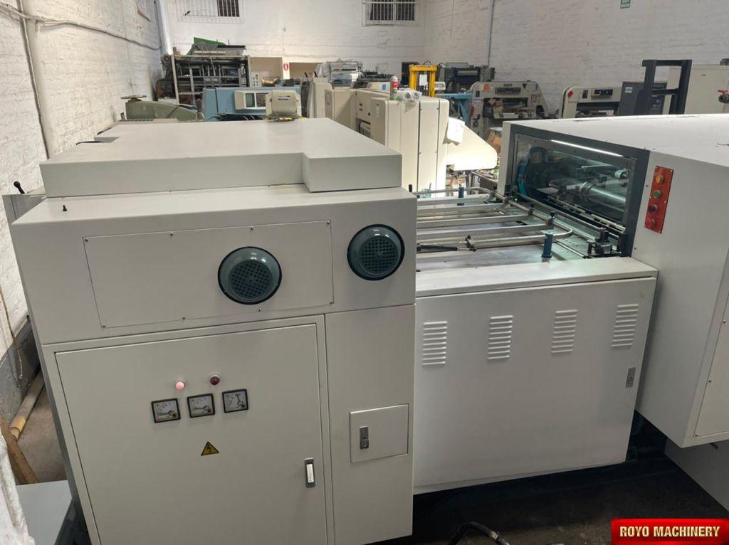 Royo Machinery RDC-800M