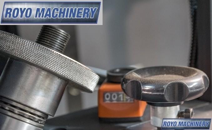 Royo Machinery RFMB-1300