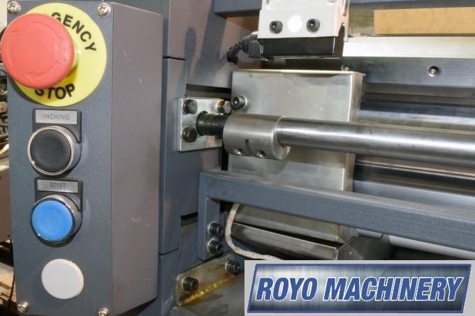 Royo Machinery RUV-SGZ740 XA