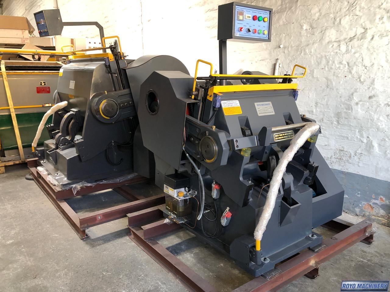 Royo Machinery ML1040