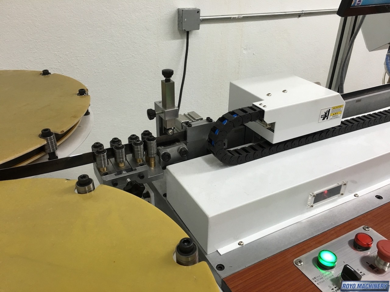 Royo Machinery RHC-320