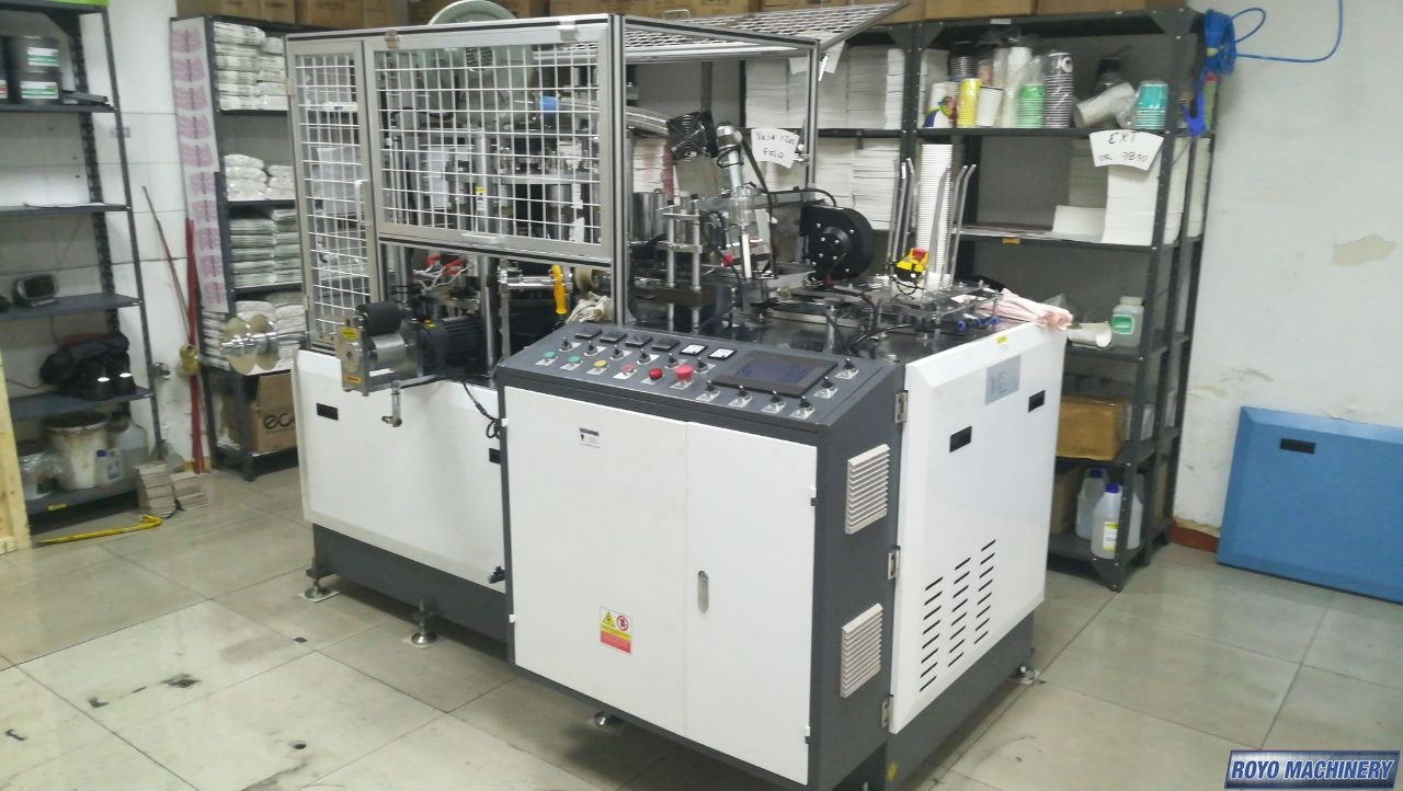 Royo Machinery RZBJ-OC12