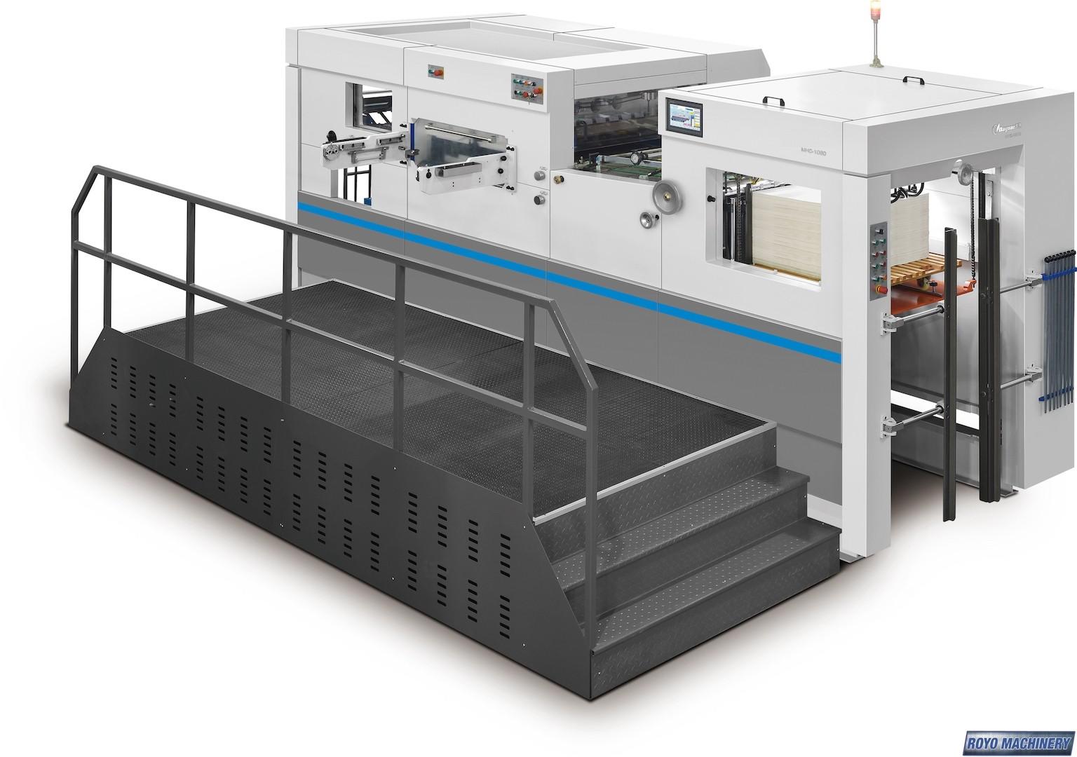Royo Machinery RMHC-1080