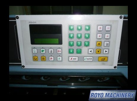 Royo Machinery RoyoCUT RPD-04