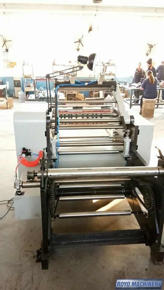 Royo Machinery RHX-650 FQ