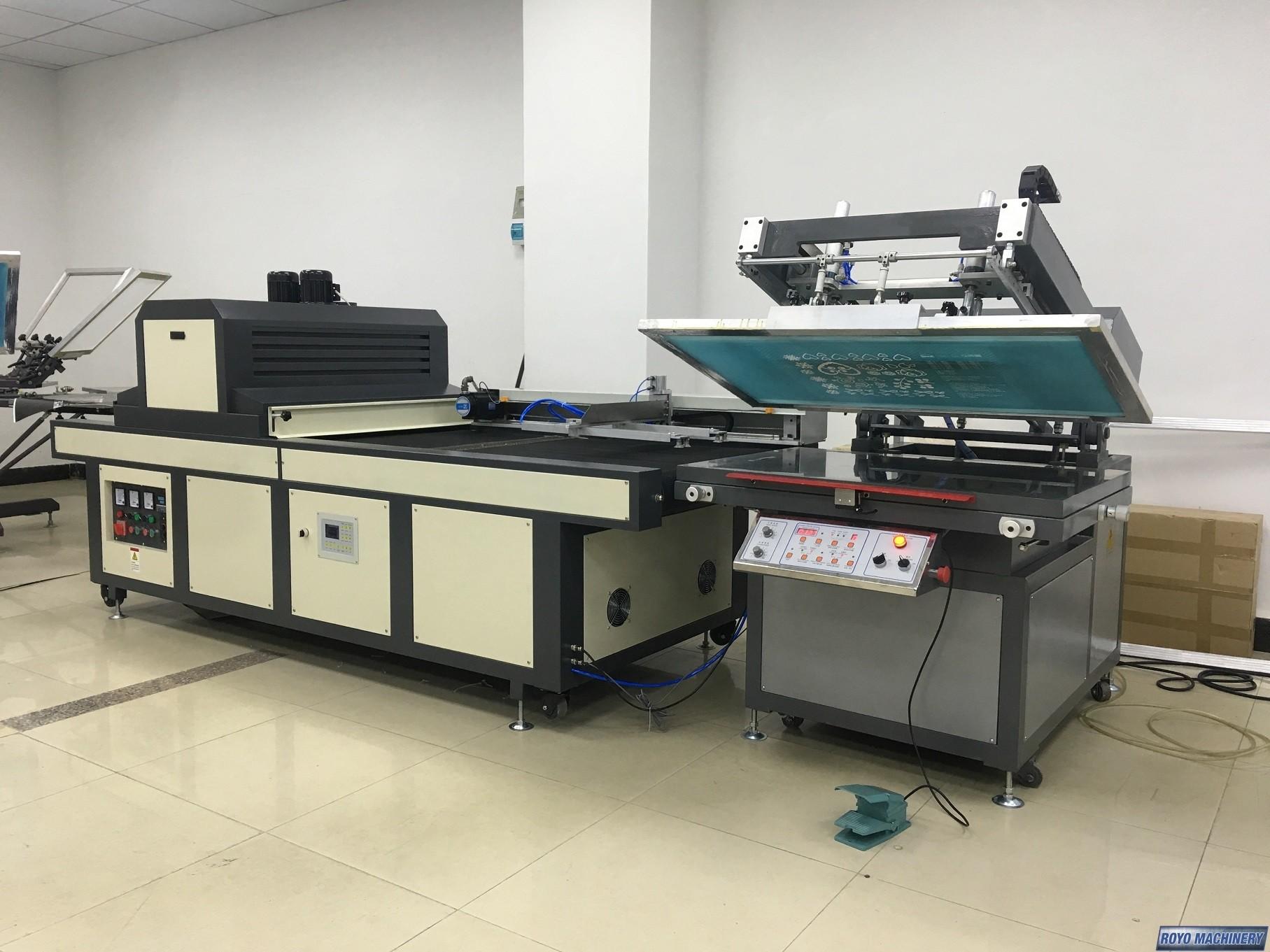 Royo Machinery RGW-6090X-UV