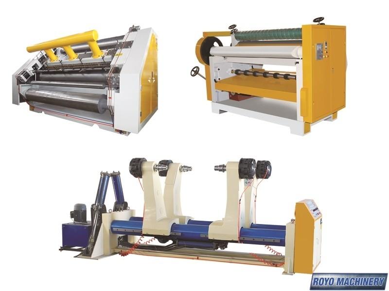 Royo Machinery RZJ-Y