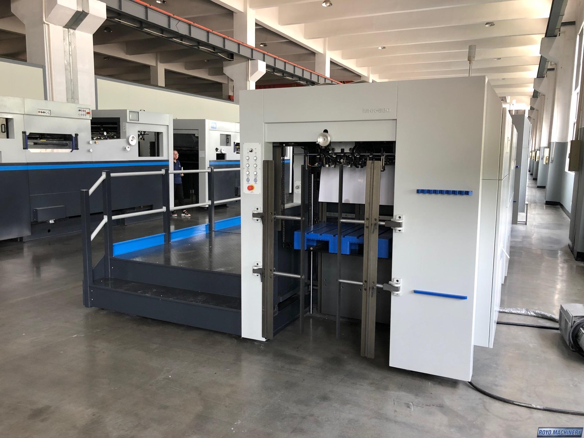 Royo Machinery RMHK-820CE