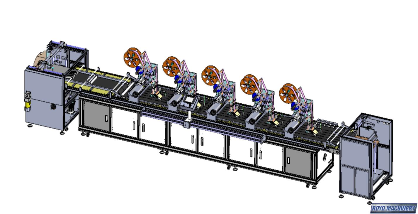 Royo Machinery RGZ-G115B-6