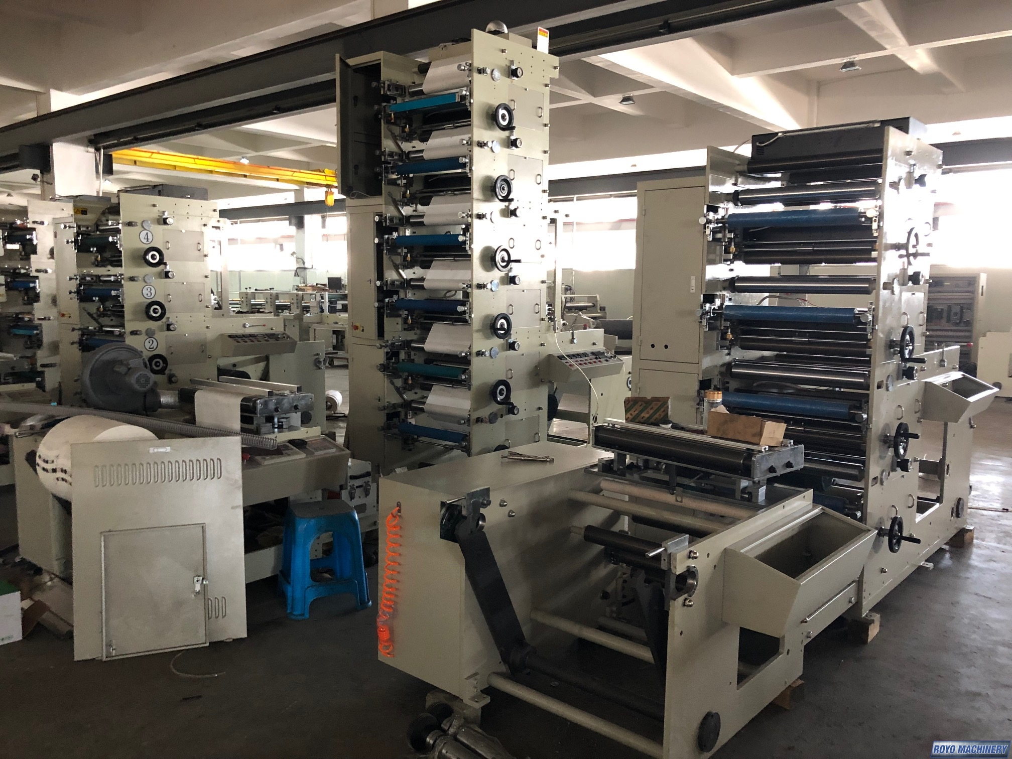 Royo Machinery RRY-950