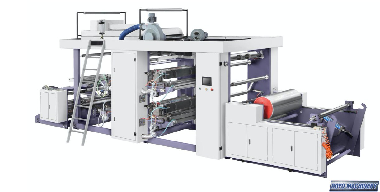 Royo Machinery RZYT2-1100