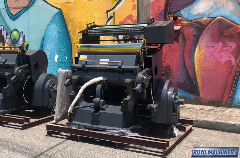 Royo Machinery TYMB1100