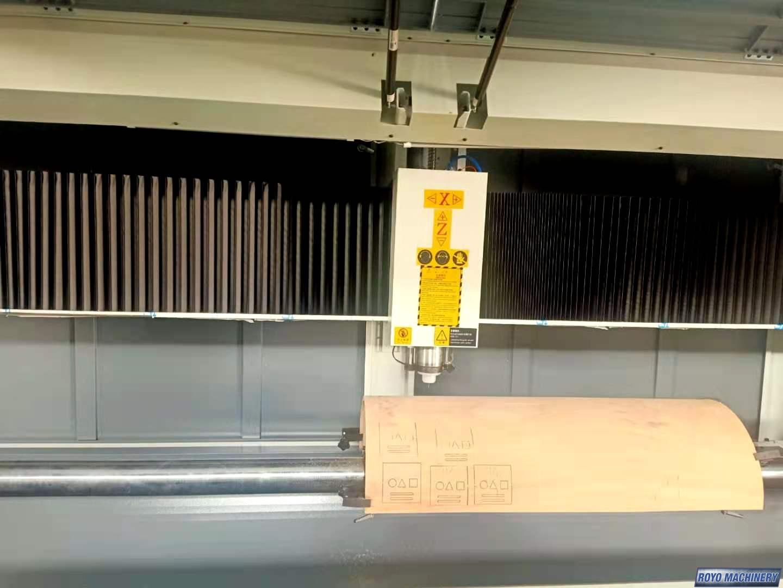 Royo Machinery RNT-3000CNC