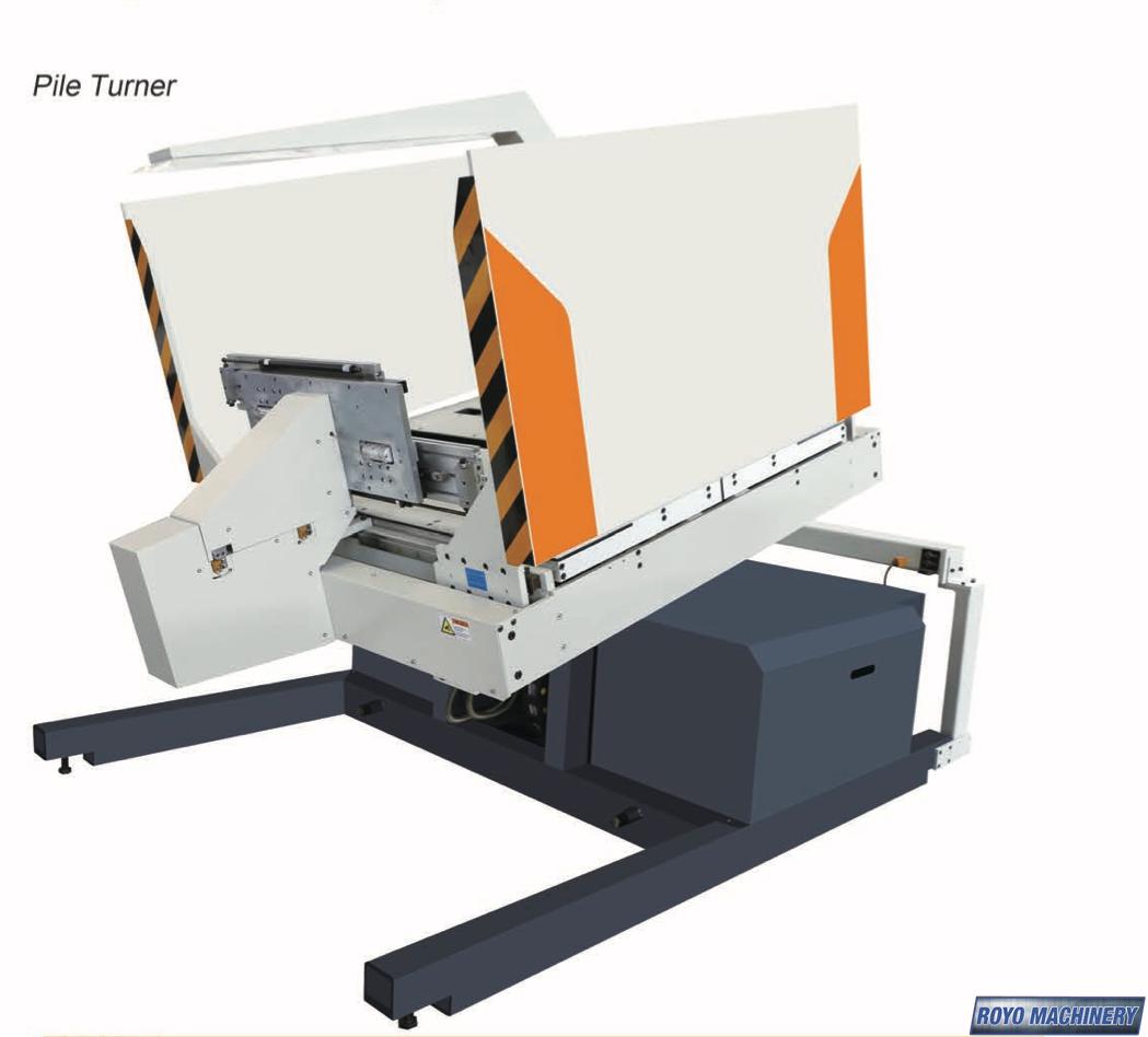 Royo Machinery RFZS-1200